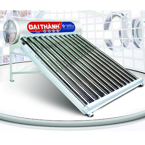 Máy nước nóng  năng lượng mặt trời Đại Thành Vigo inox 316.